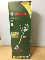 Bosch Rasentrimmer Akku