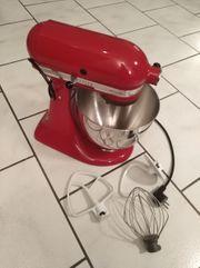 KITCHENAID 5KSM125EER Küchenmaschine Rot 300