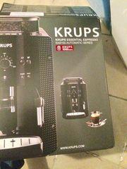 Kaffeevollautomat Krups EA 8081 zum