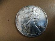 USA - 1 Dollar 1992 - Silver Eagle