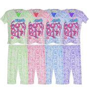 Mädchen Baumwolle Schlafanzug