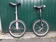 Einrad Einräder Kettler und Fischbone