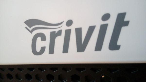 CRIVIT CARDIOBIKE-HEIMTRAINER-HOMETRAINER-ERGOMETER