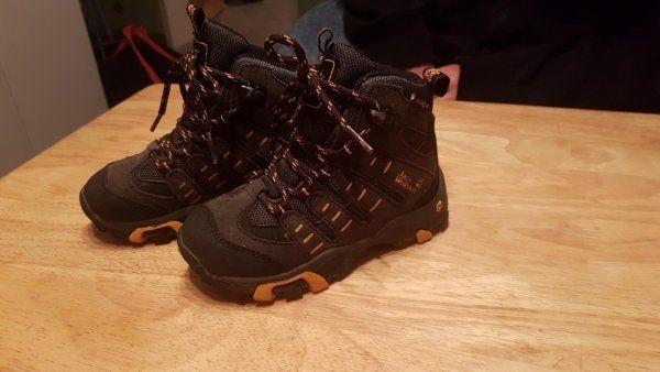 Jack Wolfskin Schuhe für Jungen