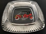 Aschenbecher Glas Oldtimermotiv AUSTIN Vintage