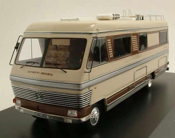 Hymer Reisemobil S 900