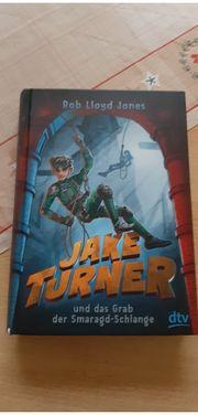 Jake Turner Buch und das