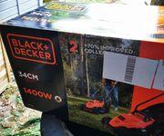 Black Decker Elektro-Rasenmäher NEU BEMW461BH
