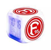 Fortuna Düsseldorf LED Digital Uhr