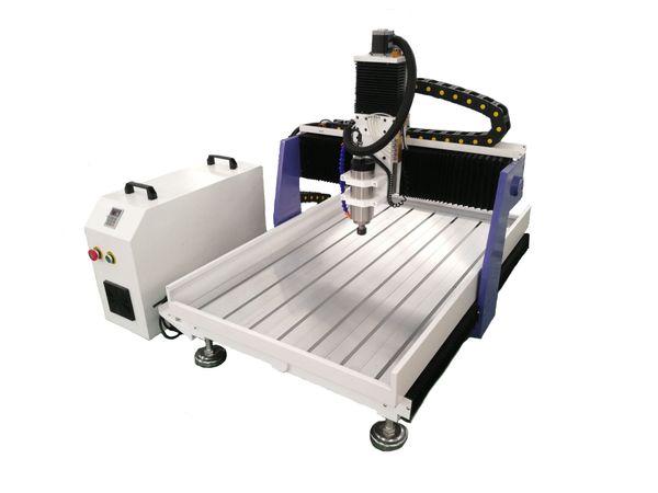 CNC Portalfräsmaschine Hobby 900x600 CNC