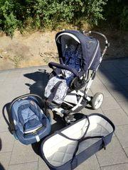 Kinderwagen plus MaxiCosy Komplett