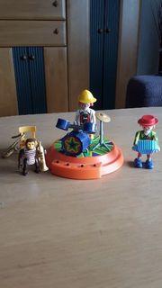 Playmobil Clownband mit Bühnenmusik