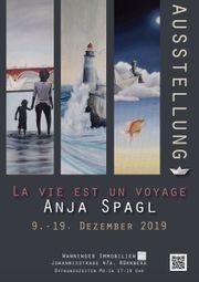 Ausstellung Anja K Spagl aks-art