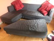 Eck-Liege-Couch ca 250x 170 cm