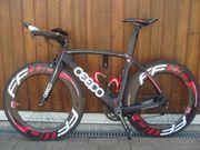 Ceepo Katana Triathlon Zeitfahrrad Shimano