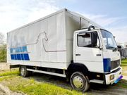 Verkaufe top MB 817 Pferdetransporter