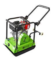Zipper Maschinen Rüttelplatte ZI RPE120