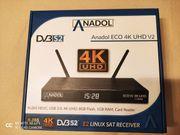 4K UHD E2 Linux Sat