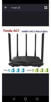 w-lan router