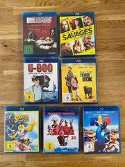 15 TOP Spielfilme - Blu Ray