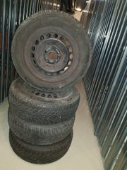 Continental Reifen mit Stahlfelgen