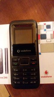 Vodafone 246 - Schwarz Vodafone Handy