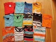 T-Shirts ärmellos 13 Stück 110