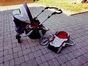 SUPER ZUSTAND Kinderwagen Teutonia als