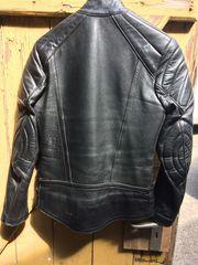 Le St Bernard Motorradlederjacke Damen