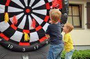 Hüpfburgen Kinderschminken Luftballontiere und co