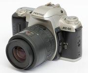 Pentax MZ-50 mit smc Pentax-F