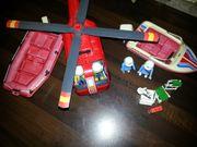 Playmobil Rettungshubschrauber Set 4428