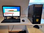 Kompletter PC Intel i5 Proz