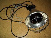 Infrarotstrahler ALU 2 5M Kabel