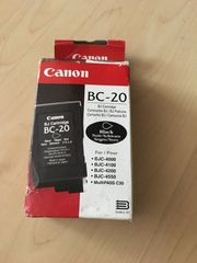 Druckerpatrone Canon BC-20