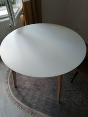 Tisch - rund-