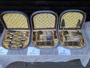 3 Koffer WMF Besteck Gabel