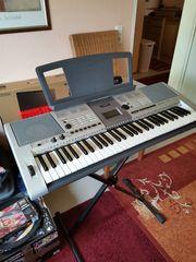 Keyboard Yamaha YPT-410 wie neu