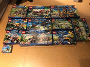 Lego Chima konvolut - Gebraucht - Teile