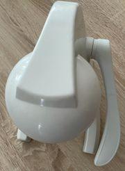 Zitruspresse Kunststoff weiß Spülmaschinen geeignet