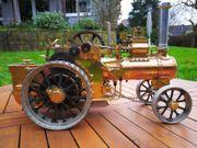 Dampftraktor Minnie - Royal Chester von