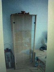 Ikea Vitrinenschränke 2 Stück mit
