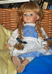 Dirndl-Puppe Monika40 cm groß WEIHNACHT