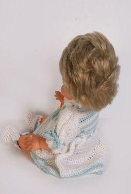 Kinderpuppe-Babypuppe-Schlafaugen 50 60 er Jahre-26: Kleinanzeigen aus Berching - Rubrik Puppen