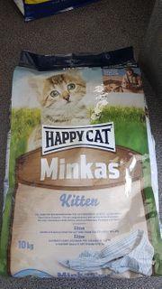 Katzenfutter für Kitten