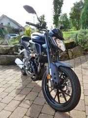 Yamaha MT 125 mit neuem
