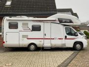 Hymer Wohnmobil Camp 634 - Alkoven -