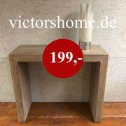 Wandkonsole Wandtisch Sideboard 90 x