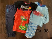 Kleiderpaket Gr 98