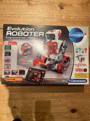 Galileo Evolution Robotor programmierbar